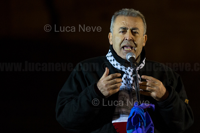Palestinian people representative.<br />