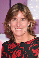 "Olympian, Katherine Grainger<br /> at the ""Bridget Jones's Baby"" World premiere, Odeon Leicester Square , London.<br /> <br /> <br /> ©Ash Knotek  D3149  05/09/2016"