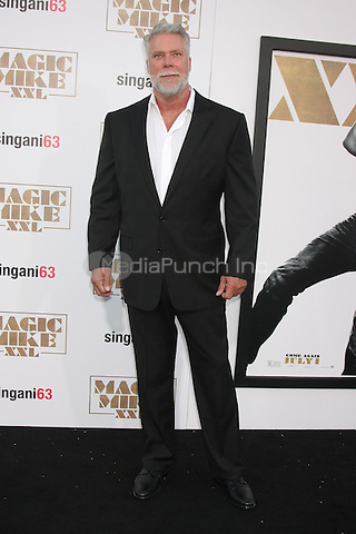 "LOS ANGELES, CA - JUNE 25: Kevin Nash  at the ""Magic Mike XXL"" Premiere at the TCL Chinese Theater on June 25, 2015 in Los Angeles, California. Credit: David Edwards/MediaPunch"