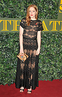 Ellie Bamber at the London Evening Standard Theatre Awards 2016, The Old Vic, The Cut, London, England, UK, on Sunday 13 November 2016. <br /> CAP/CAN<br /> &copy;CAN/Capital Pictures /MediaPunch ***NORTH AND SOUTH AMERICAS ONLY***