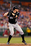 14 June 2006: Clint Barmes, shortstop for the Colorado Rockies, in action against the Washington Nationals in Washington, DC. The Rockies defeated the Nationals 14-8 in front of 24,273 fans at RFK Stadium...Mandatory Photo Credit: Ed Wolfstein Photo...