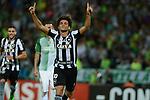 Botafogo venció como visitante 2-0 a Atlético Nacional. Fecha 2 Conmebol Libertadores 2017.