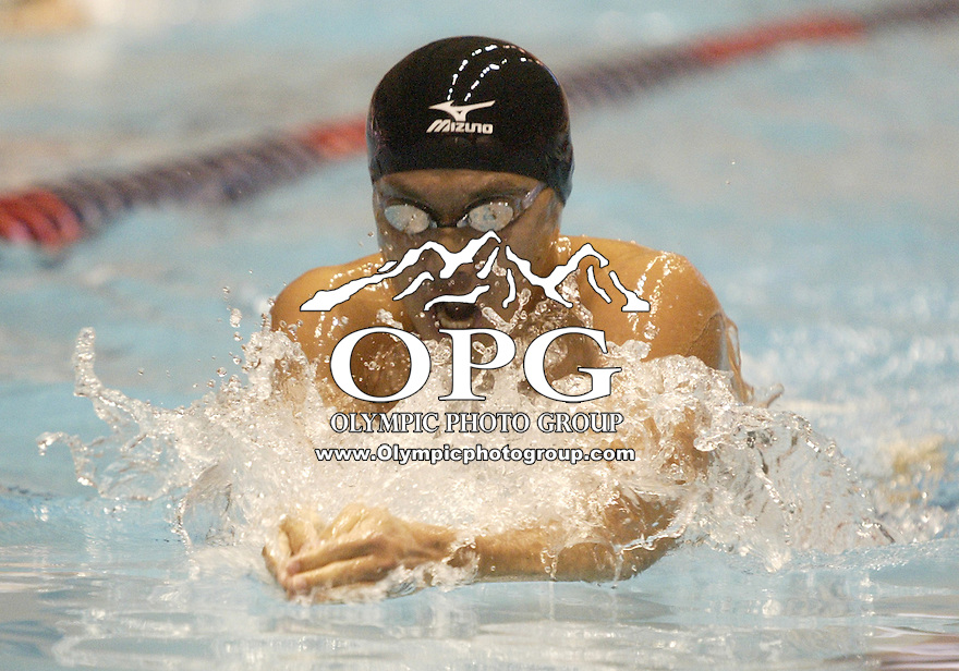 04 December 2009:  Hidemasa Sano from Trojan Swim Club was disqualified in the 400 Yard IM.  Sano had won the race but was told one of his hands did not touch the wall during his race at the AT&T Short Course National Championships held at the King County Aquatic Center in Federal Way, Washington.