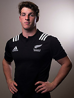 Sam Cooper. The 2017 New Zealand Schools rugby union headshots at the Sport and Rugby Institute in Palmerston North, New Zealand on Monday, 25 September 2017. Photo: Dave Lintott / lintottphoto.co.nz