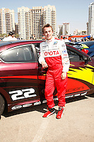 LOS ANGELES - APR 5: Frankie Muniz at the 35th annual Toyota Pro/Celebrity Race Press Practice Day on April 5, 2011 in Long Beach, California