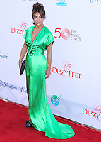 LOS ANGELES, CA, USA - JULY 19: Paula Abdul arrives at the 4th Annual Celebration Of Dance Gala Presented By The Dizzy Feet Foundation held at the Dorothy Chandler Pavilion at The Music Center on July 19, 2014 in Los Angeles, California, United States. (Photo by Xavier Collin/Celebrity Monitor)