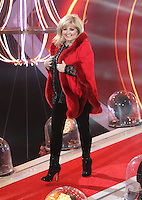 Linda Nolan at Celebrity Big Brother 2014 - Contestants Enter The House, Borehamwood. 03/01/2014 Picture by: Henry Harris / Featureflash