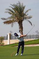 Andy Sullivan (ENG) on the 9th during Round 4 of the Saudi International at the Royal Greens Golf and Country Club, King Abdullah Economic City, Saudi Arabia. 02/02/2020<br /> Picture: Golffile | Thos Caffrey<br /> <br /> <br /> All photo usage must carry mandatory copyright credit (© Golffile | Thos Caffrey)