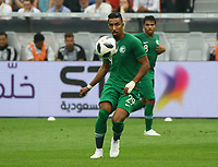 Salem Al-Dawsari (Saudi-Arabien) - 08.06.2018: Deutschland vs. Saudi-Arabien, Freundschaftsspiel, BayArena Leverkusen