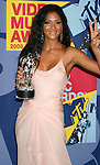 LOS ANGELES, CA. - September 07: Singer Nicole Scherzinger of The Pussycat Dolls poses in the press room at the 2008 MTV Video Music Awards at Paramount Pictures Studios on September 7, 2008 in Los Angeles, California.