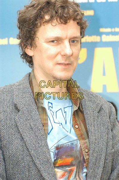"MICHEL GONDRY .Photocall for film ""L'arte del sogno"" - ""The scince of sleep"" - ""La Science Des Reves"" at Cinema 4 fontane, Rome, Italy,.12th January 2007..portrait headshot.CAP/CAV.©Luca Cavallari/Capital Pictures."