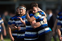 Zach Mercer of Bath Rugby after the match. Aviva Premiership match, between Bath Rugby and London Irish on May 5, 2018 at the Recreation Ground in Bath, England. Photo by: Patrick Khachfe / Onside Images