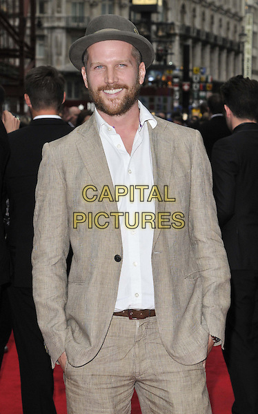 LONDON, ENGLAND - JUNE 09: Jeremy Whelehan attends the &quot;NOW: In The Wings On A World Stage&quot; UK film premiere, Empire cinema, Leicester Square, on Monday June 09, 2014 in London, England, UK.<br /> CAP/CAN<br /> &copy;Can Nguyen/Capital Pictures