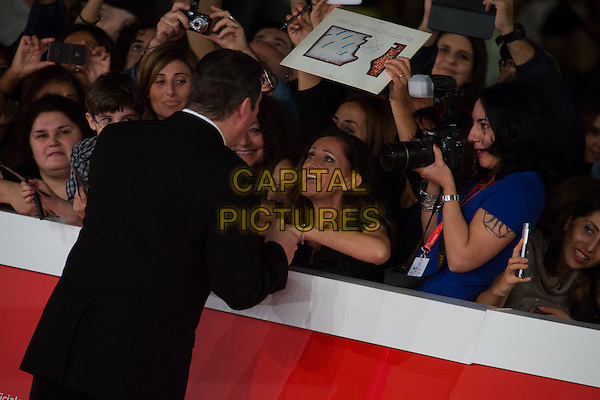 ROME, ITALY - OCTOBER 20: Tony Hadley of Spandau Ballet during the red carpet<br />  of the documentary 'Soul Boys of the Western World' presented during the 9th Rome Film Festival on October 20, 2014 in Rome, Italy.<br /> CAP/IND/LC<br /> &copy;LC/IND/Capital Pictures