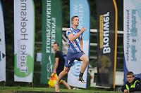 FIERJEPPEN: BUITENPOST: 28-07-2017, FLB topklasse wedstrijd, Nard Brandsma, ©foto Martin de Jong