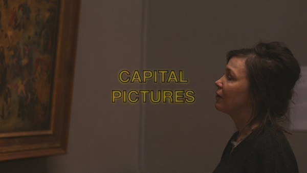 MARY MARGARET O'HARA<br /> in Museum Hours (2012) <br /> *Filmstill - Editorial Use Only*<br /> CAP/FB<br /> Image supplied by Capital Pictures