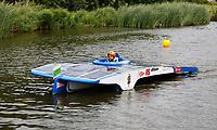 Nederland Purmerend -  23 juni  2018. Solar Boat Race. Tweedaags evenement in Purmerend met boten die varen op zonne-energie.    Foto Berlinda van Dam Hollandse Hioogte