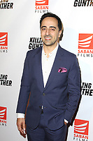 LOS ANGELES - OCT 14: Amir Talai at the premiere of Saban Films' 'Killing Gunther' at the TCL Chinese Theatres on October 14, 2017 in Los Angeles, CA