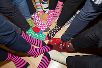 School Nurses - Silly Socks