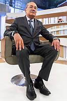 SÃO PAULO, SP, 07.10.2019 - POLITICA-SP - Gilmar Mendes, ministro do Supremo Tribunal Federal, participa de entrevista no Programa Roda Viva, na TV Cultura, nesta segunda-feira, 07. (Foto Anderson Lira/Brazil Photo Press/Folhapress)