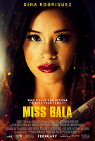 MISS BALA (2019)<br /> POSTER<br /> *Filmstill - Editorial Use Only*<br /> CAP/FB<br /> Image supplied by Capital Pictures