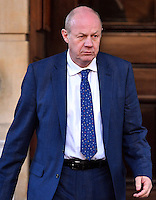 17 January 2017 - London, England - Damian Green at Lancaster House, London where the Prime Minister is delivering a speech on Brexit about Britain and the EU. The widely leaked speech set out the Prime Minister's intention to prioritise control on immigration and an exit from the Court of Justice of the European Union. Photo Credit: ALPR/AdMedia