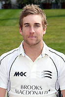 Dawid Malan - Middlesex County Cricket Club Press Day at Lords Cricket Ground, London - 08/04/13 - MANDATORY CREDIT: Rob Newell/TGSPHOTO - Self billing applies where appropriate - 0845 094 6026 - contact@tgsphoto.co.uk - NO UNPAID USE.