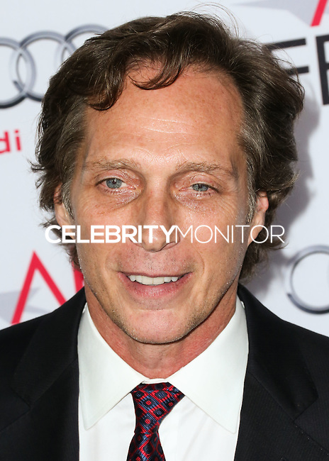 HOLLYWOOD, LOS ANGELES, CA, USA - NOVEMBER 11: William Fichtner arrives at the AFI FEST 2014 - 'The Homesman' Gala Screening held at the Dolby Theatre on November 11, 2014 in Hollywood, Los Angeles, California, United States. (Photo by Xavier Collin/Celebrity Monitor)