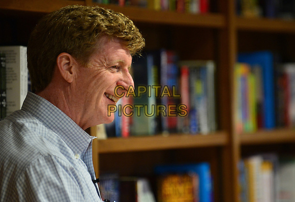 CORAL GABLES, FL - NOVEMBER 01: Patrick Kennedy discusses and sign copies of his book 'A Common Struggle: A Personal Journey Through The Past And Future Of Mental Illness And Addiction  at Books and Books Gables on November 1, 2015 in Coral Gables, Florida. <br /> CAP/MPI10<br /> &copy;MPI010/Capital Pictures