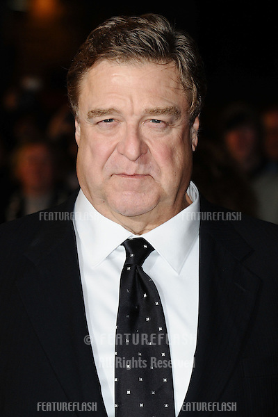 "John Goodman at the premiere for ""Argo"" being shown as part of the London Film Festival 2012, Odeon Leicester Square, London 17/10/2012 Picture by: Steve Vas / Featureflash"