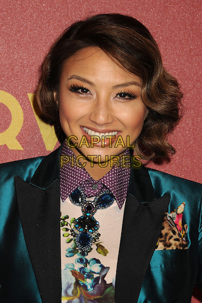28 February 2014 - Los Angeles, California - Jeannie Mai. QVC Presents Red Carpet Style held at the Four Seasons Hotel. <br /> CAP/ADM/BP<br /> &copy;Byron Purvis/AdMedia/Capital Pictures