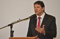 SAO PAULO, 02 DE MAIO DE 2013 - HADDAD VIRADA CULTURAL - O prefeito Fernando Haddad durante coletiva de imprensa sobre a Virada Cultural, na sede da Prefeitura de São Paulo, região central da capital, na manhã desta quinta feira, 02. (FOTO: ALEXANDRE MOREIRA / BRAZIL PHOTO PRESS)