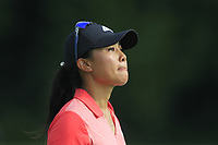Danielle Kang (USA) in action on the 2nd during Round 3 of the HSBC Womens Champions 2018 at Sentosa Golf Club on the Saturday 3rd March 2018.<br /> Picture:  Thos Caffrey / www.golffile.ie<br /> <br /> All photo usage must carry mandatory copyright credit (&copy; Golffile   Thos Caffrey)