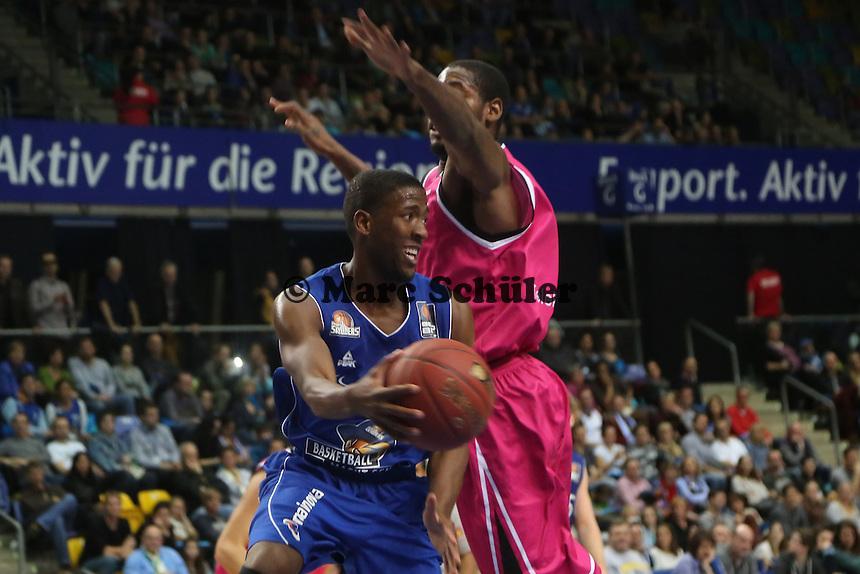 Jarred Dubois (Skyliners) - Fraport Skyliners vs. Telekom Baskets Bonn, Fraport Arena Frankfurt