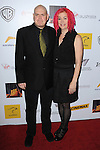 "Andy Wachowski and Lana Wachowski arriving to the ""AusFilm International Awards"" held at the InterContinental Hotel Los Angeles, Ca. October 24, 2013."