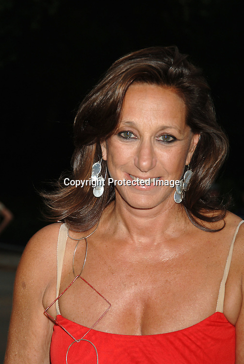 "Donna Karan ..at The Fresh Air Fund ""Salute to American Heroes"" Spring Gala on June 1, 2006 at Tavern on the Green...Robin Platzer, Twin Images"