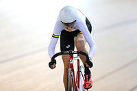 Erin Gray 500m Time Trial at the Age Group Track National Championships, Avantidrome, Home of Cycling, Cambridge, New Zealand, Wednesday, March 15, 2017. Mandatory Credit: © Dianne Manson/CyclingNZ  **NO ARCHIVING**