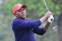 David Opati (KEN) in action during the second round of the Magical Kenya Open presented by ABSA played at Karen Country Club, Nairobi, Kenya. 15/03/2019<br /> Picture: Golffile | Phil Inglis<br /> <br /> <br /> All photo usage must carry mandatory copyright credit (&copy; Golffile | Phil Inglis)