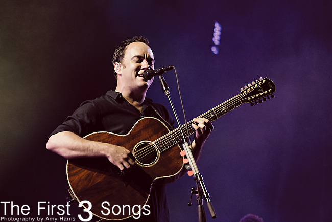 Dave Matthews of the Dave Matthews Band performs during the Hangout Music Fest in Gulf Shores, Alabama on May 20, 2012.