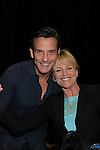 Gl Sean McDermott & Days Judi Evans at Romantic Times Booklovers Annual Convention 2011 - The Book Industry Event of the Year - April 9, 2011 at the Westin Bonaventure, Los Angeles, California for readers, authors, booksellers, publishers, editors, agents and tomorrow's novelists - the aspiring writers. (Photo by Sue Coflin/Max Photos)