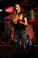 HOLLYWOOD FL - FEBRUARY 10: Jessie G performs during the 48th annual Seminole Tribal Fair at the Hard Rock Events Center held at the Seminole Hard Rock Hotel & Casino on February 10, 2019 in Hollywood, Florida Credit: mpi04/MediaPunch