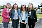 Enjoying  Ladies Day at Listowel Summer Race meeting on Sunday were Aideen Cronin, Ella Hannon, Orla Horgan, Aideen Quinlan