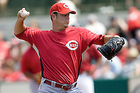 Masset, Nick 7248.jpg. Spring Training. Cincinnati Reds at Houston Astros. Spring Training Game. Friday March 20th, 2009 in Kissimmee., Florida. Photo by Andrew Woolley.
