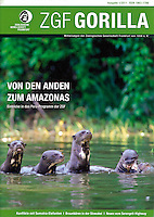 ZGF Magazine, Frankfurt Zoological Society