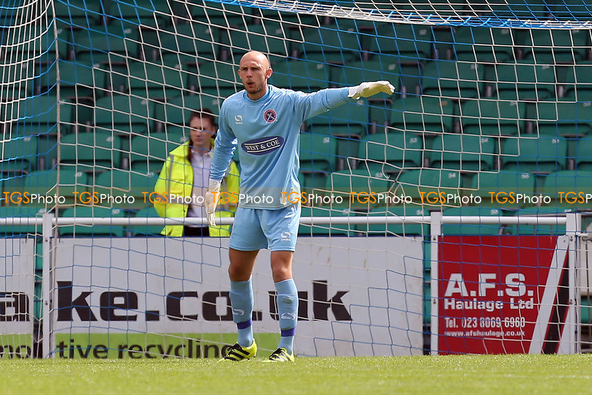 Mark Cousins of Dagenham during Eastleigh vs Dagenham & Redbridge, Vanarama National League Football at the Silverlake Stadium on 12th August 2017