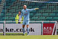 Mark Cousins of Dagenham during Eastleigh vs Dagenham & Redbridge, Vanarama National League Football at the Silverlake Stadium on 12th August 2017