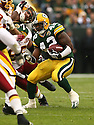 DESHAWN WYNN, of the Green Bay Packers, in action during the Packers games against the Washington Redskins, in Green Bay, Wisconsin on October 14, 2007.  ..The Packers won the game 17-14...COPYRIGHT / SPORTPICS..........