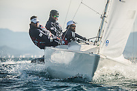 Doerr, Kendell & Freund, Sonar, US Sailing Team Sperry