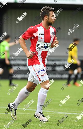 2016-07-27 / Voetbal / Seizoen 2016-2017 / Hoogstraten VV / Eloy Smet<br /> <br /> Foto: Mpics.be