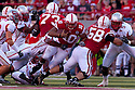 04 Sep 2010: Nebraska Cornhuskers running back Roy Helu Jr. (10) carrying the ball in the first quarter against Western Kentucky Hilltoppers at Memorial Staduim in Lincoln, Nebraska. Nebraska defeated Western Kentucky 49 to 10.